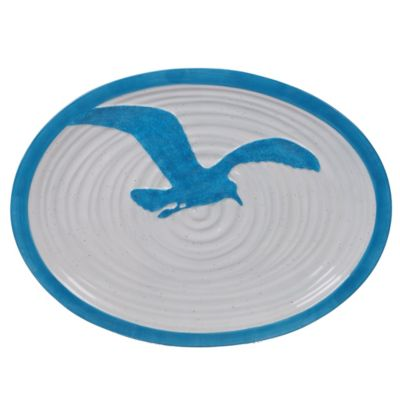 Certified International Natural Oval Platter