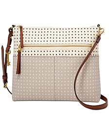 Fossil Women's Fiona Crossbody