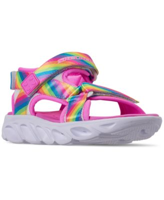 Skechers Little Girls' Hypno-Splash