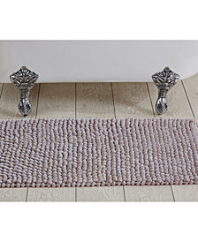 "Better Trends Chenille Rocks Bath Rug 24"" x 36"""