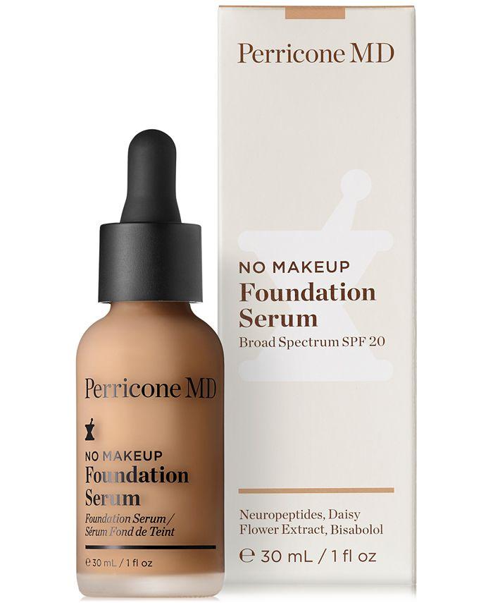 Perricone MD No Makeup Foundation Serum SPF 20 - Nude