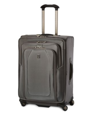 """CLOSEOUT! Travelpro Crew 9 25"""" Expandable Spinner Suitcase"""