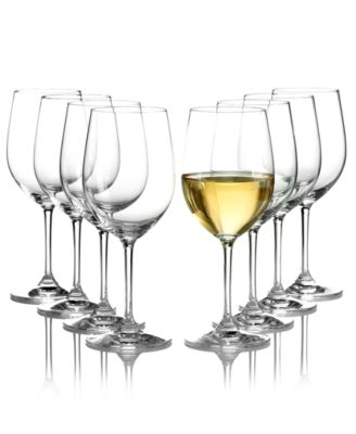 Riedel Wine Glasses, Vinum Chardonnay & Chablis Pay 6 Get 8 Set