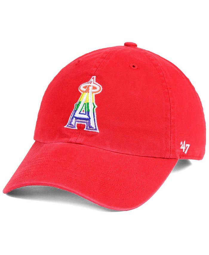 '47 Brand - Pride CLEAN UP Strapback Cap