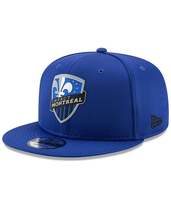 New Era Montreal Impact On Field 9FIFTY Snapback Cap