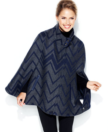 On trend: capes and ponchos |