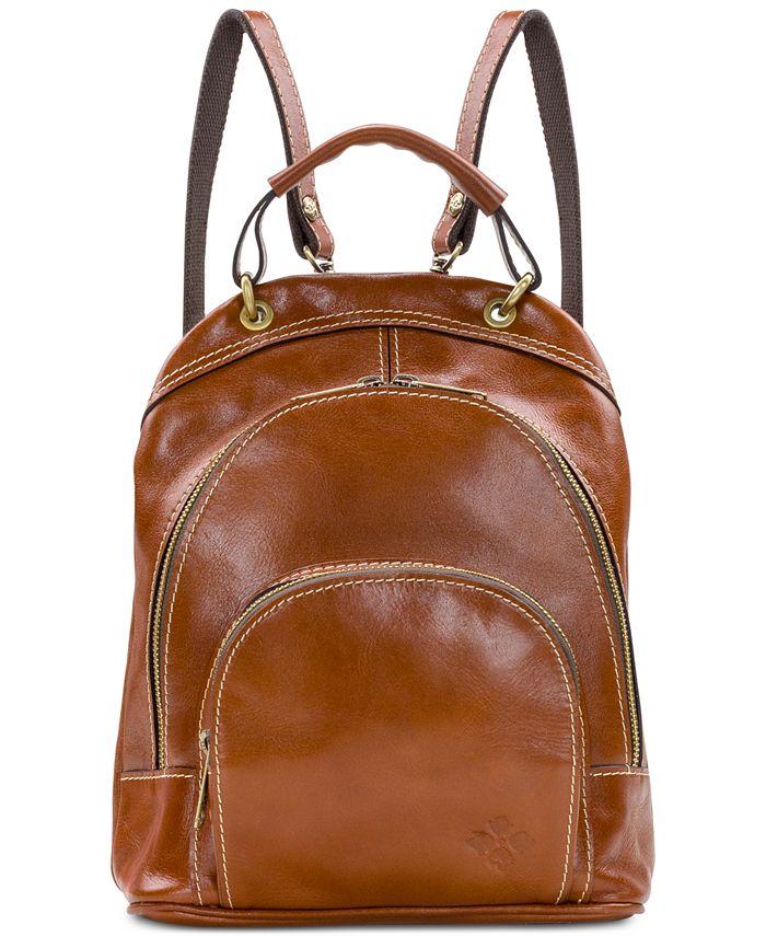 Patricia Nash - Heritage Leather Alencon Backpack