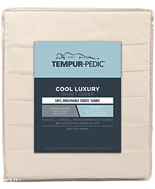 Tempur-Pedic Cool Luxury Full/Queen Duvet Cover