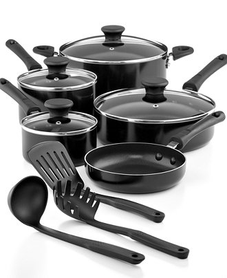 Tools of the Trade Cookware - 12 Piece Set