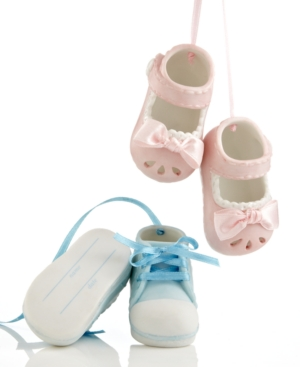 00bdec44e19 ... UPC 738449949320 product image for Midwest Baby Shoes Christmas  Ornaments