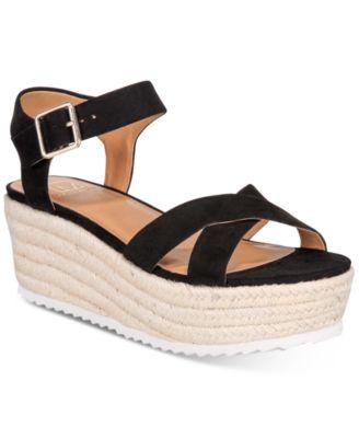 macys shoes platform