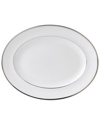 Wedgwood Sterling Medium Oval Platter