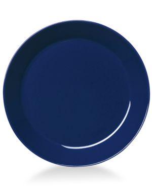 Iittala Dinnerware, Teema Blue Salad Plate