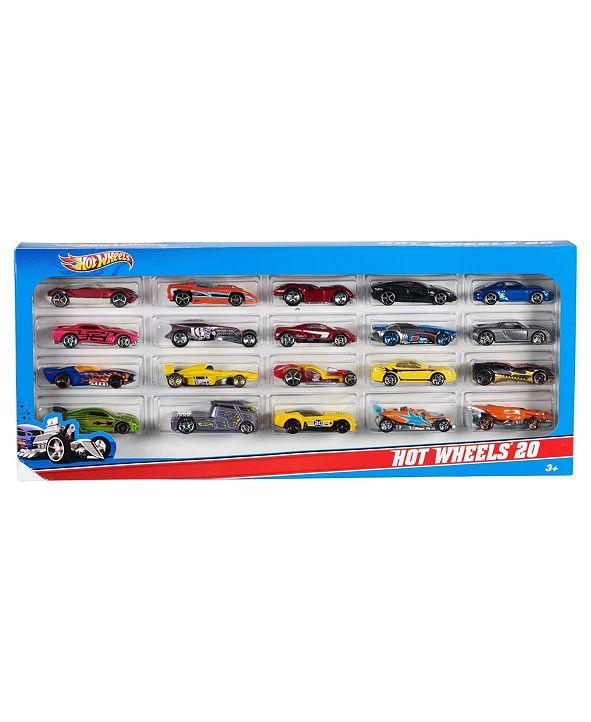 Hot Wheels 20 Gift Pack