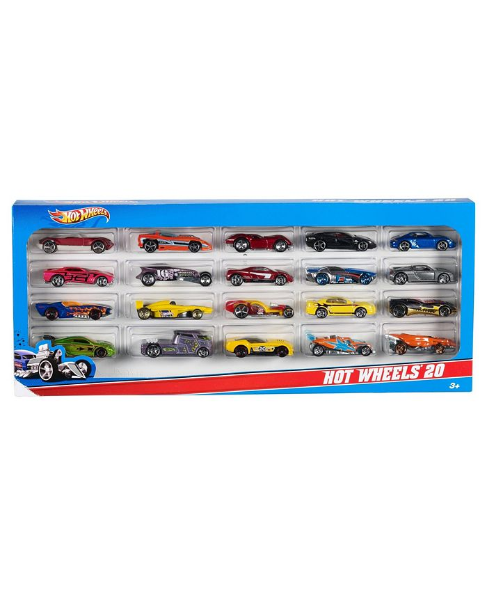 Hot Wheels - HOT WHEELS® 20 Gift Pack