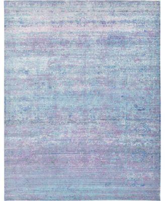 Malin Mal8 Light Blue 9' x 12' Area Rug