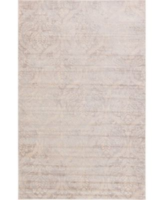 Caan Can5 Taupe 5' x 8' Area Rug