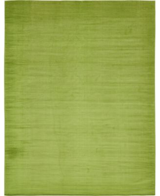 Axbridge Axb3 Green 10' x 13' Area Rug