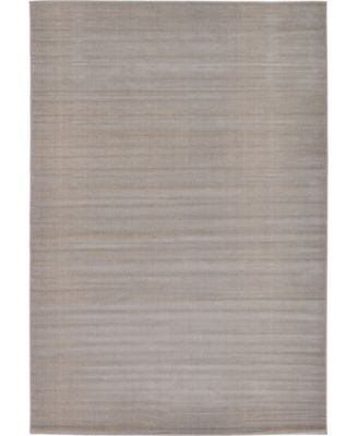 Axbridge Axb3 Gray 6' x 9' Area Rug