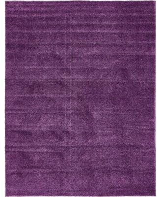 Uno Uno1 Violet 10' x 13' Area Rug