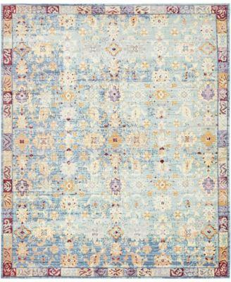 Malin Mal2 Blue 8' x 10' Area Rug