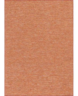 """Pashio Pas8 Terracotta 8' 4"""" x 11' 4"""" Area Rug"""