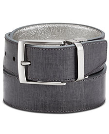 Tallia Men's Reversible Belt