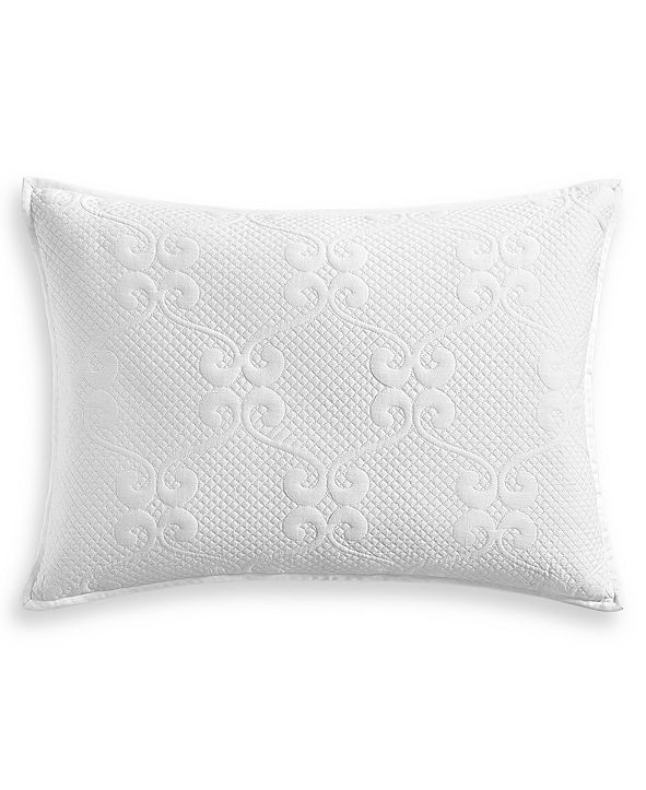 """Hotel Collection Classic Jardin Quilted 20"""" x 36"""" King Sham, Created for Macy's"""