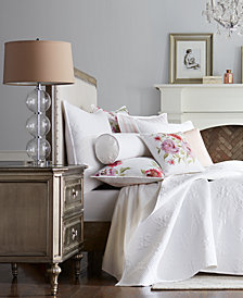 Hotel Collection Classic Jardin Full/Queen Coverlet, Created for Macy's