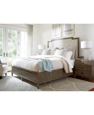 Playlist Bedroom Furniture 3-Pc Set (Queen Bed, Nightstand & Chest)