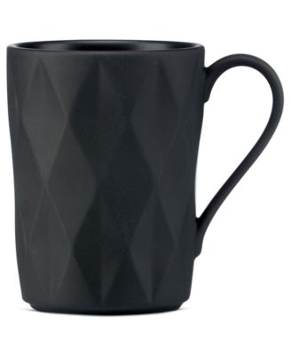 kate spade new york Dinnerware, Castle Peak Slate Mug