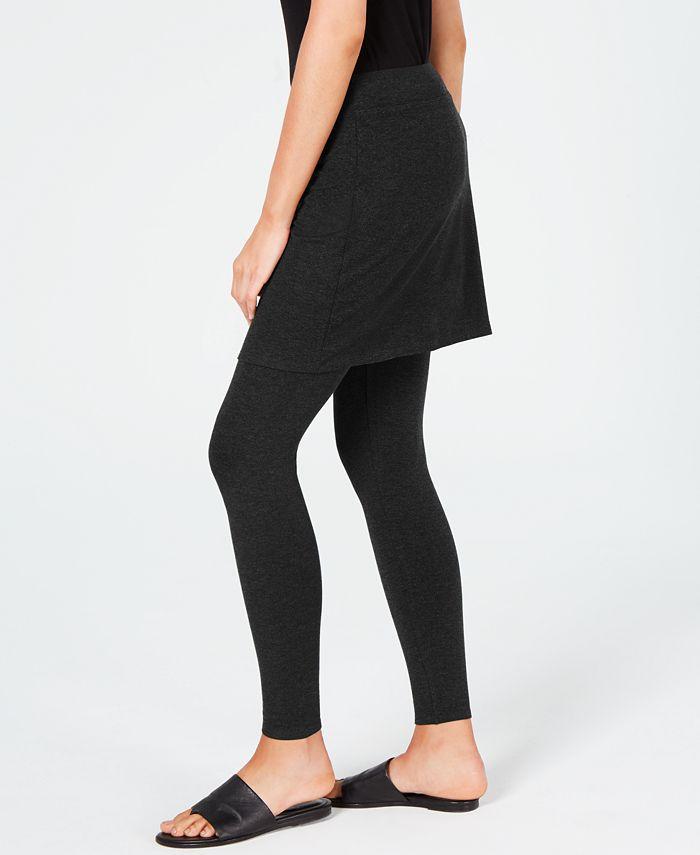 Eileen Fisher - Skirted Leggings