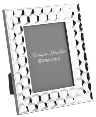 "Monique Lhuillier Waterford Picture Frame, Atelier 5"" x 7"""