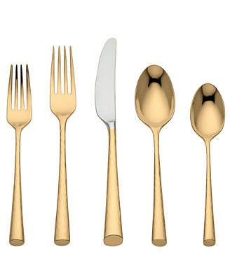 kate spade new york Malmo Rose Gold Collection - Flatware