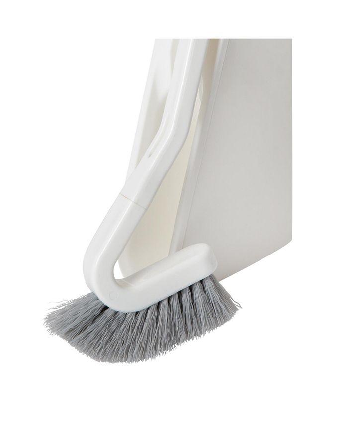 Bath Bliss - Extra Slim Wall Mountable Toilet Brush
