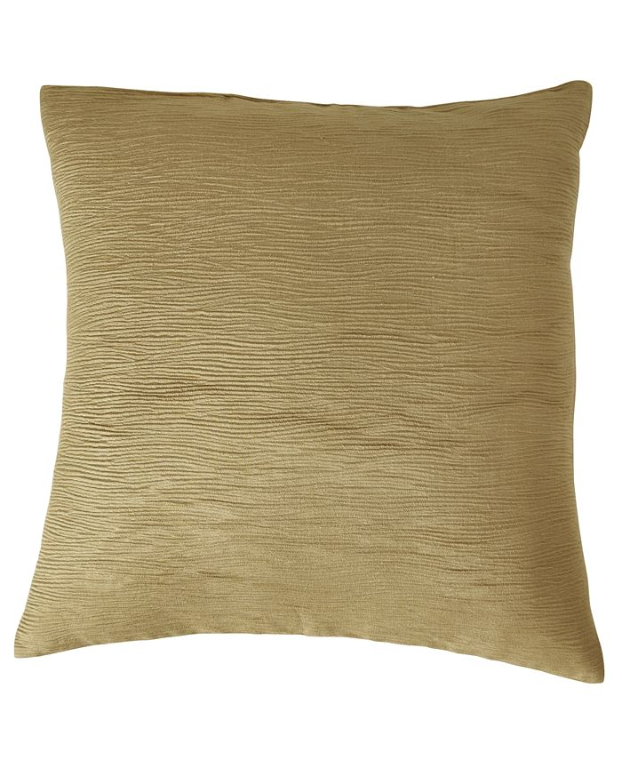 Donna Karan - Collection Gilded Euro Sham in Gold
