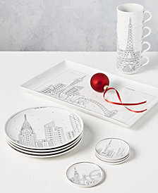 The Cellar Holiday Cityscape Collection, Created for Macy's