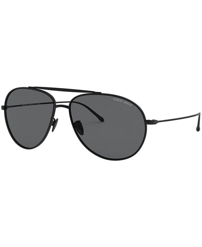 Giorgio Armani - Polarized Sunglasses, AR6093 61