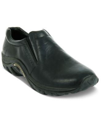 Merrell Jungle Moc Leather Slip-On