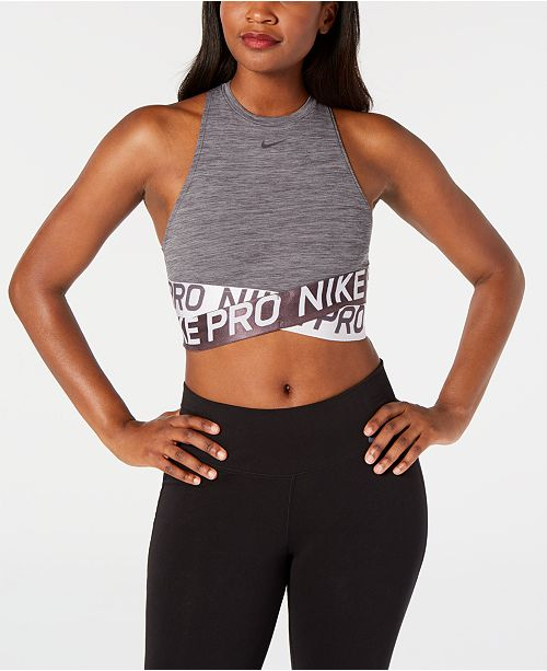 Cataratta splendente Aumentare  Nike Women's Pro Cropped Tank Top & Reviews - Women - Macy's