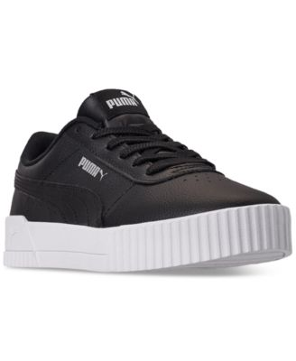 Carina Leather Casual Sneakers