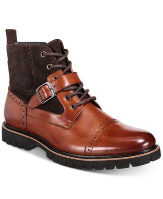 Bar III Rylee Buckle Boots, Created for