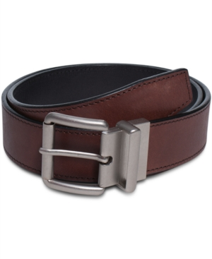 Timberland Belts PullUp Leather Reversible Belt