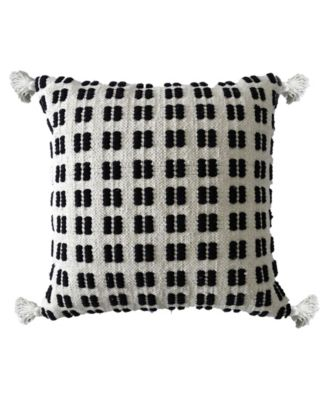 """Decorative Throw Pillow 20"""" x 20"""" for Couch Handloom Woven"""