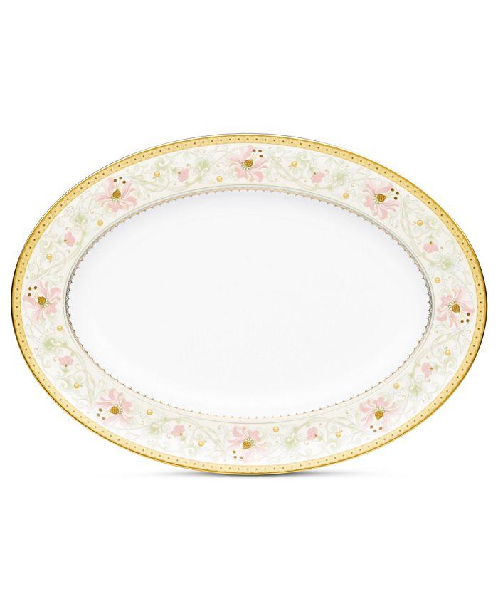 Noritake - Blooming Splendor Oval Platter