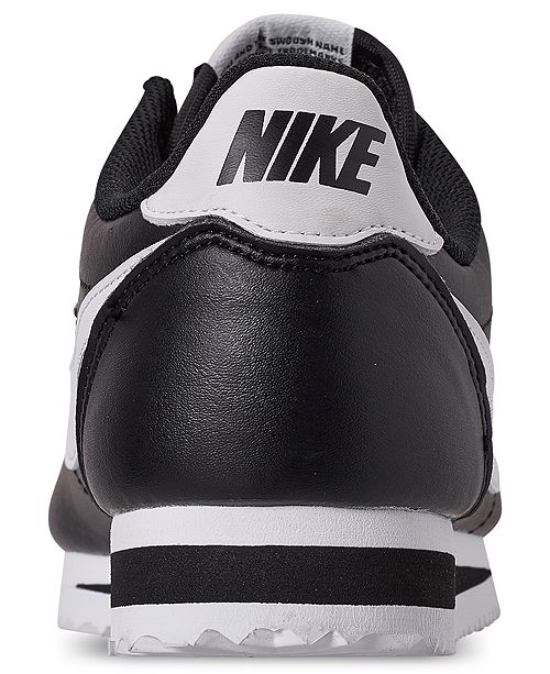 servidor Humanista fuerte  Nike Women's Classic Cortez Leather Casual Sneakers from Finish Line &  Reviews - Finish Line Athletic Sneakers - Shoes - Macy's