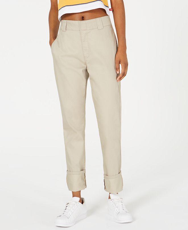Dickies Juniors' Twill Utility Pants