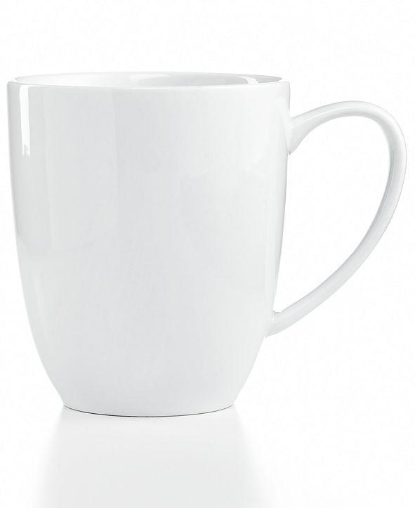 The Cellar Whiteware Tapered Mug