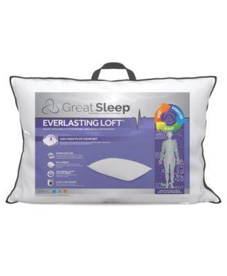 Everlasting Loft with Suprelle® ExtraLife Fiber King Pillow