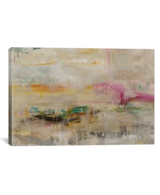 "Luxe Galaxy by Julian Spencer Gallery-Wrapped Canvas Print - 26"" x 40"" x 0.75"""